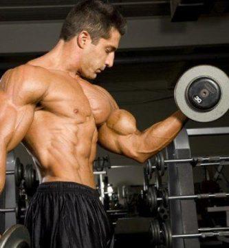 Cómo aumentar Masa Muscular