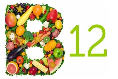 Déficit de vitamina B12