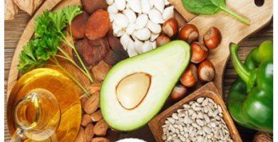 Ideas para obtener vitamina E