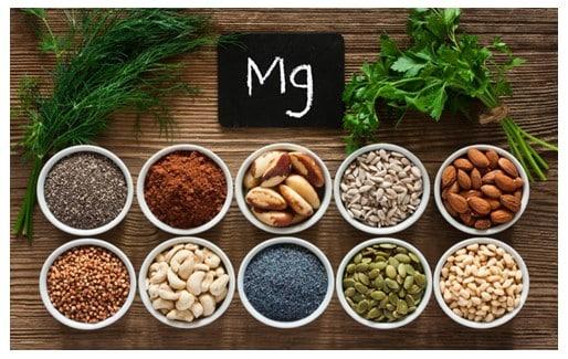 Ventajas del consumo de magnesio