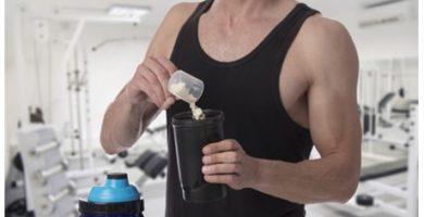 Beneficios de tomar proteina